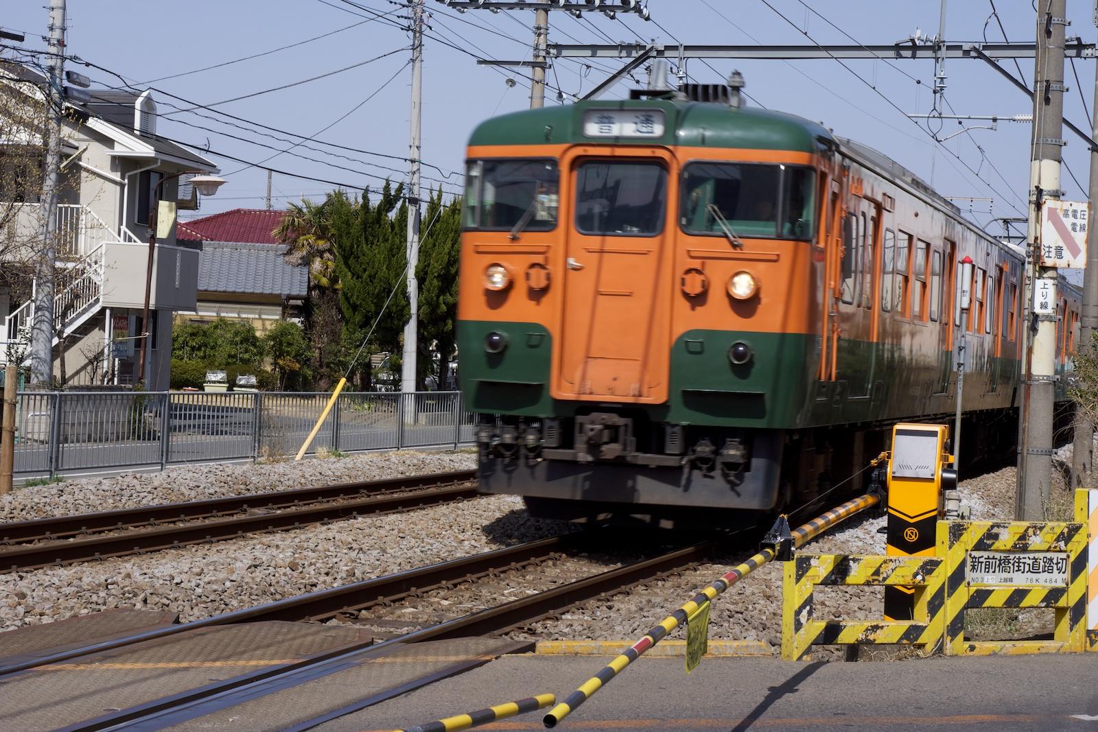 湘南色の高崎線